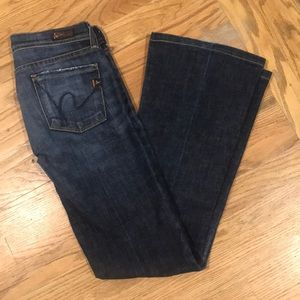 Citizens of Humanity Ingrid #002 Low Waist Jeans